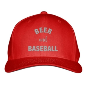 Personalized Baseball hats