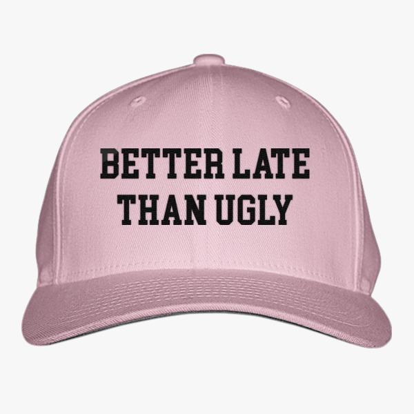 Funny Custom Baseball Hats
