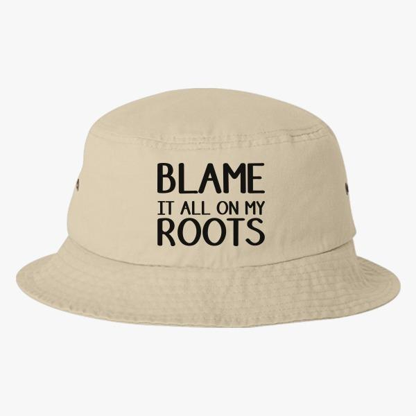 Overreact by all Means Bucket Cheap Custom Hats