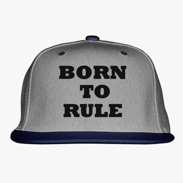Men's Custom Snapbacks