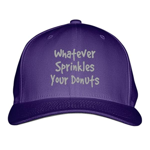 Trendy Hats with Memorable Quotes